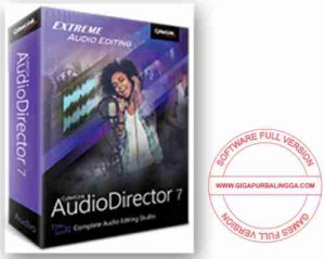 Cyberlink Audiodirector Ultra Full Crack