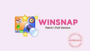 Download WinSnap 5.2.9 Full Version
