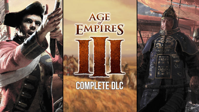 Download Age of Empires III Complete Collection [6 GB] Full Version