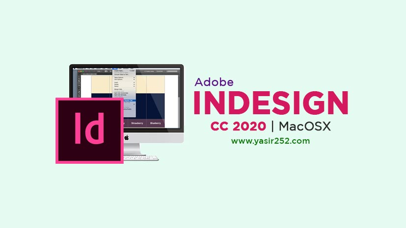 Download Adobe InDesign 2020 MacOS v15.0.1 Full Version