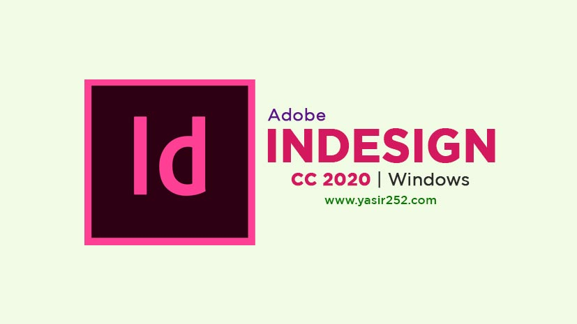 Download Adobe InDesign 2020 Windows v15.0.1 Full Version