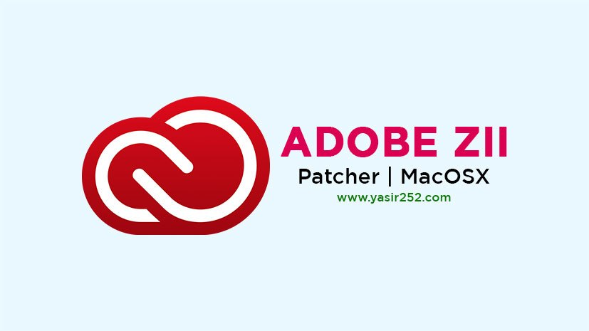 Download Adobe Zii Patcher 2020 v5.1.5 MacOSX Full Version