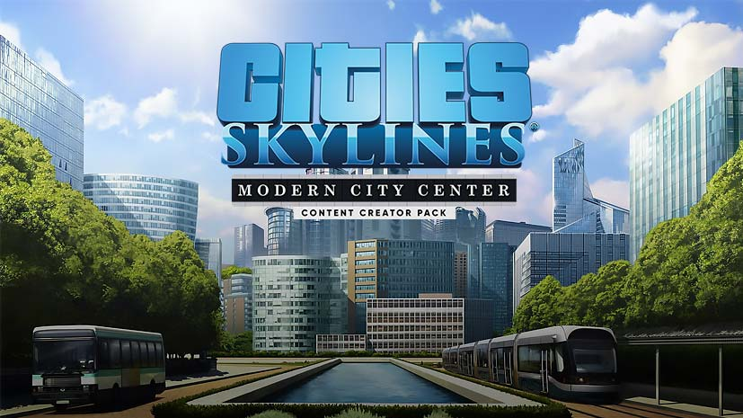 Download Cities Skylines Fitgirl Repack DLC Modern City Center [5 GB] Full Version
