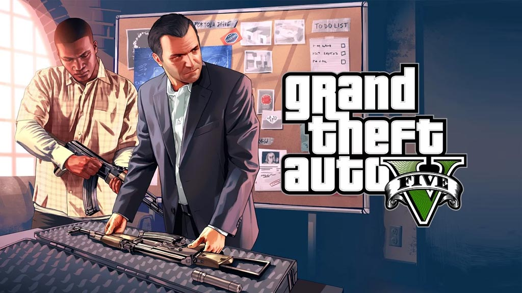 Download Grand Theft Auto V Fitgirl Repack v1.41 [30 GB] Full Version