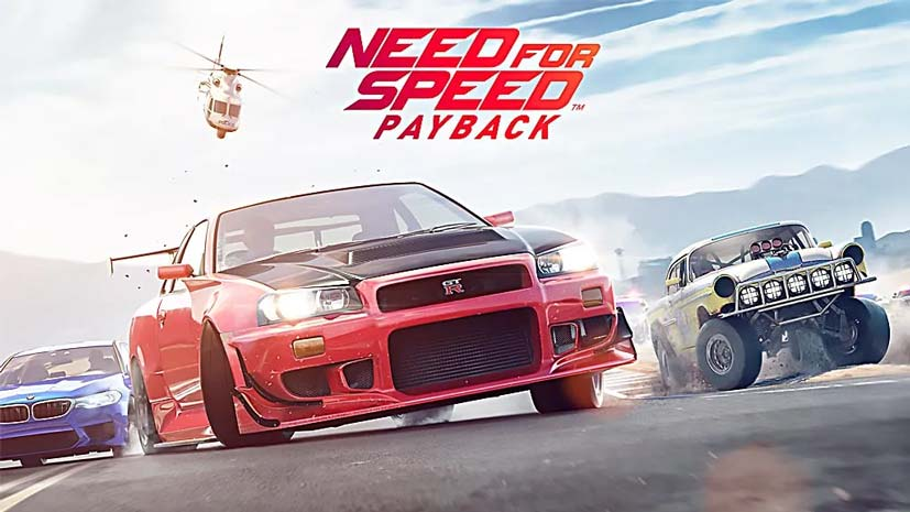 Download Need for Speed Payback v1.0.51+ All DLCs Fitgirl Repack [13 GB] Full Version