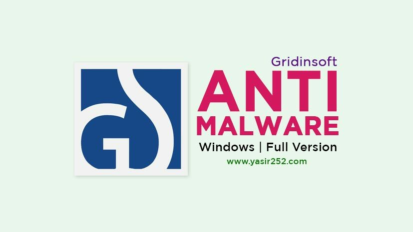 Download GridinSoft Anti Malware 4.1.51 Full Version