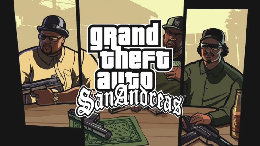 Download GTA San Andreas Full Version [3 GB] Full Version