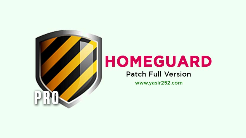 Download HomeGuard Professional 9.8.1 Full Version