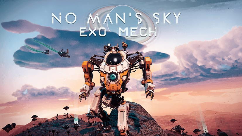 Download No Mans Sky : Exo Mech Fitgirl Repack [6 GB] Full Version