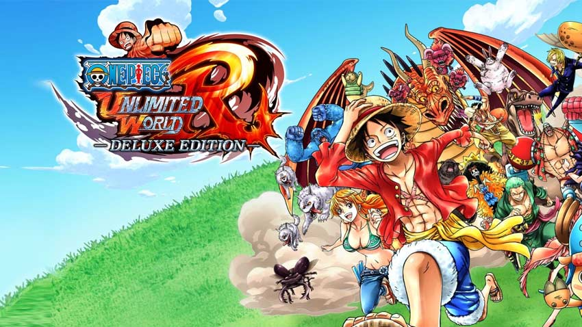 Download One Piece Unlimited World Red Deluxe Edition Full Version CODEX [10.6 GB] Full Version