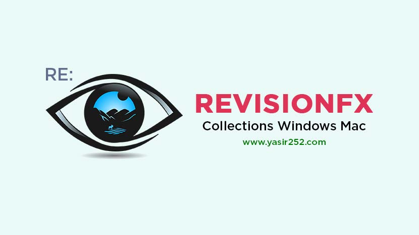 Download RevisionFX Effections Plus v20.0 Adobe (Win/Mac) Full Version