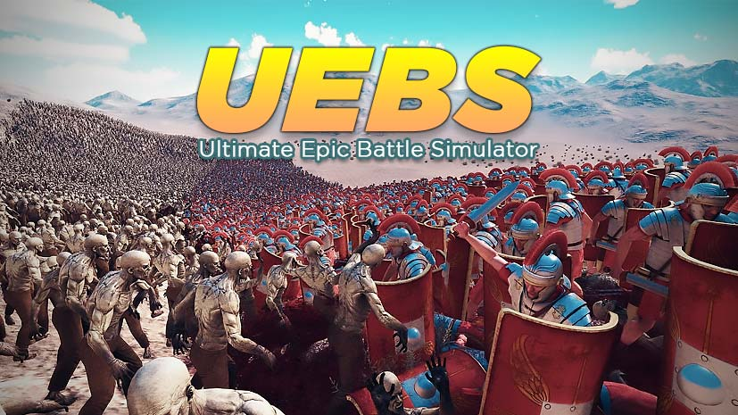 Download Ultimate Epic Battle Simulator v1.7.0 Full Version [4 GB] Full Version