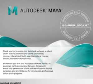 Download Autodesk Maya 2020.3 x64 Full Crack