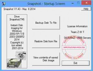 Download Drive Snapshot 1.48.0.18830 Full Keygen