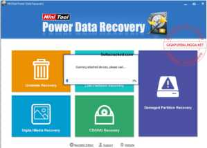 Download MiniTool Power Data Recovery 9.1 Full Version
