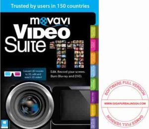 Download Movavi Video Suite 21.0.1 Full Version