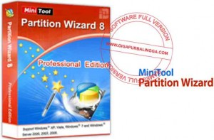 Download Minitool Partition Wizard Full Version v12.3
