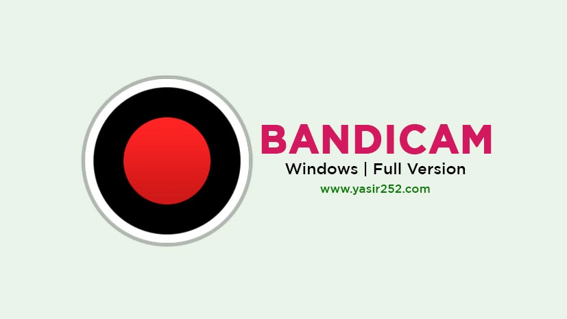 Download Bandicam 4.6.5 + Portable Full Version