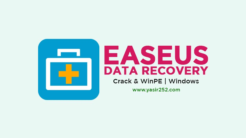 Download EaseUS Data Recovery Wizard WinPE 13.6, Technician Full Version
