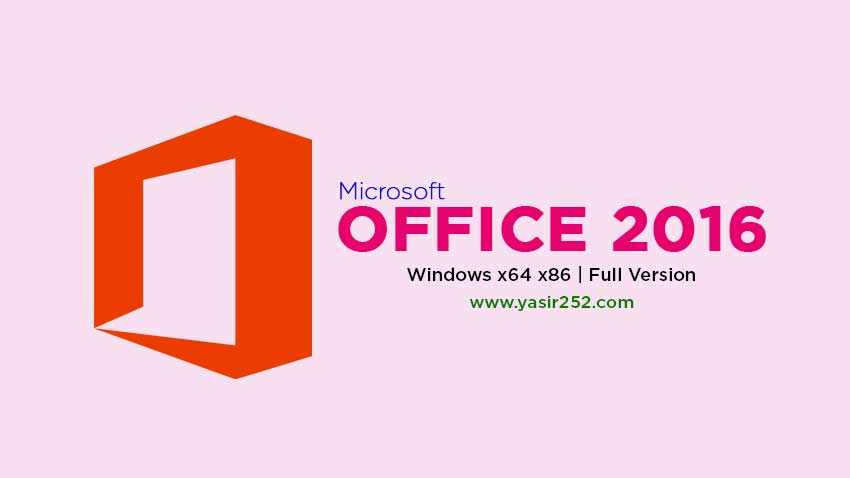 Download Microsoft Office 2016 Professional (November 2020) Full Version