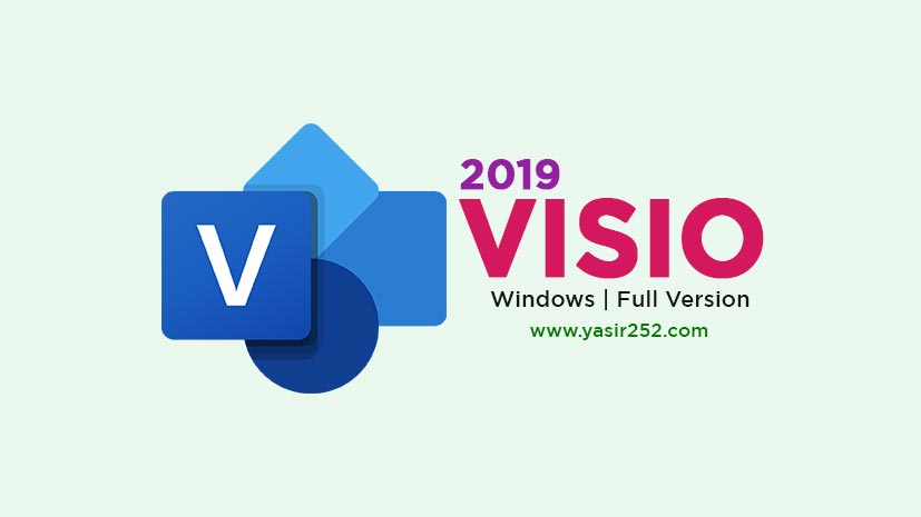 Download Microsoft Visio 2019 Pro v1808 RTM Full Version