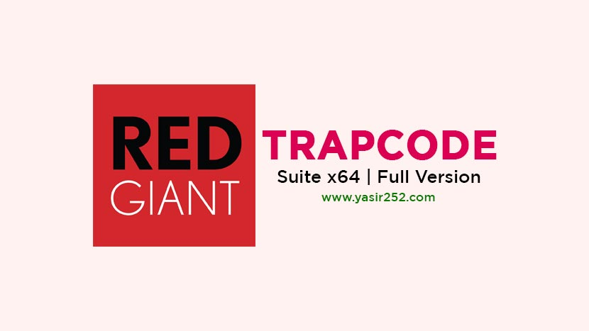 Download Red Giant Trapcode Suite 16.0.1 Windows Full Version