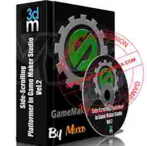 Download GameMaker Studio Ultimate 2.3.0.529 x64 Full Crack