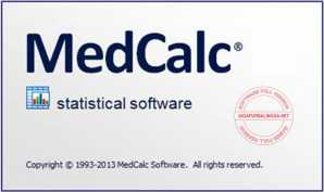 MedCalc v19.6.3 Full Crack