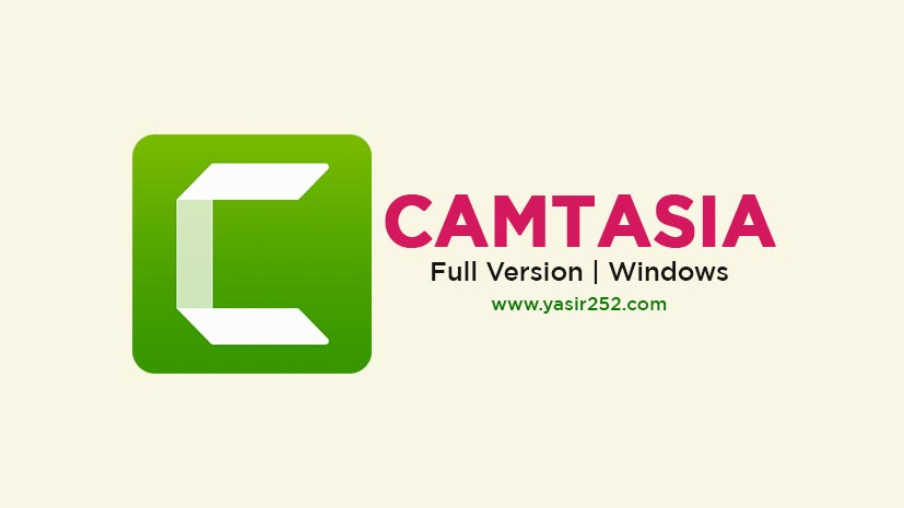 Download Camtasia 2020.0.12 (Win/Mac) Full Version