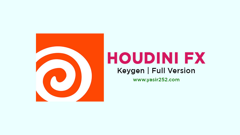 Download SideFX Houdini FX 18.5.408 Full Version