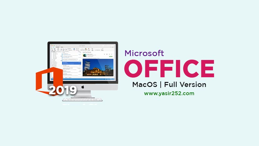 Download Microsoft Office 2019 VL 16.45 (MacOS Big Sur) Full Version