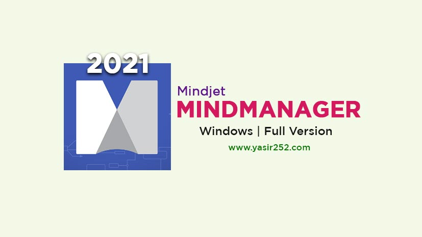 Download Mindjet MindManager 2021 Final Full Version
