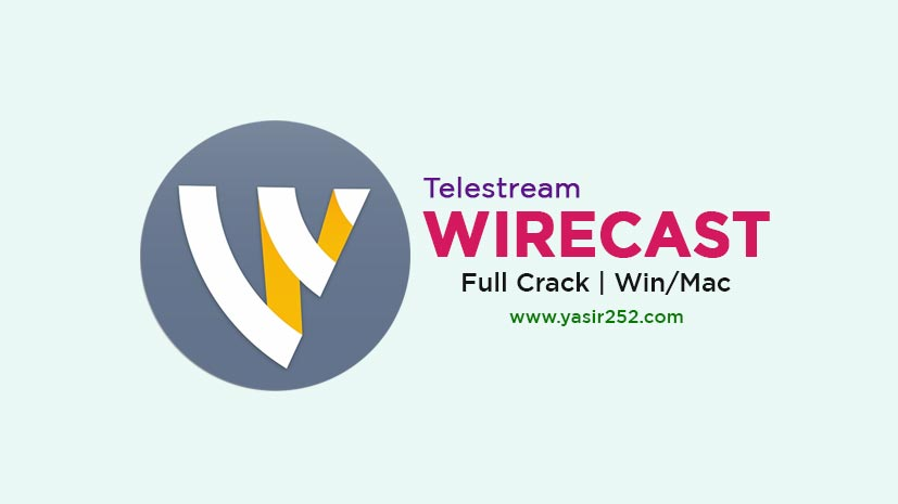 Download Telestream Wirecast Pro 14.0.4 (Win/Mac) Full Version